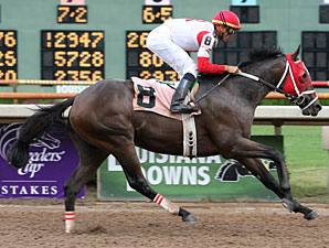 William's Kitten wins the 2009 Sunday Silence.