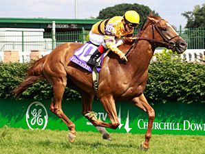 Wise Dan Scores Firecracker in Turf Debut