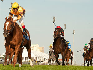 Wise Dan Brilliant Again in Woodbine Mile Win