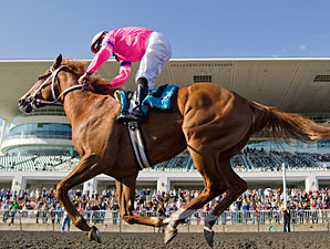 Alcibiades Kicks Off Keeneland Fall Meet