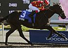 Wyomia Runs Away With Mazarine Stakes