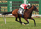 Yummy With Butter Wins Again on Monmouth Turf
