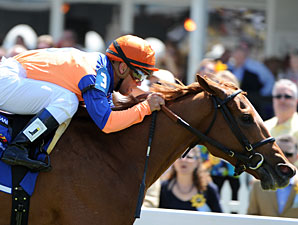 Favored Zagora Rallies to Take Gallorette