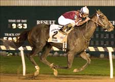 Zanjero Zaps Rivals in Easy Indiana Derby Score
