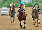 Redwood Kitten, Zee Bros Win on Pimlico Card