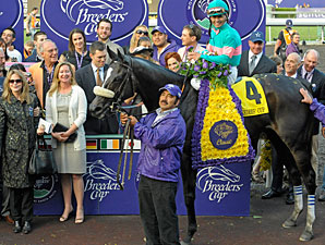 Zenyatta Highlights Santa Anita Opening Day
