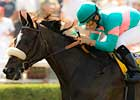 Zenyatta Sparkles in Six-Furlong Work