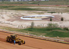 Surface Renovation, Infield Upgrades at Zia