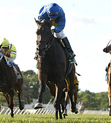 Zultanite Can Break Through in Virginia Oaks