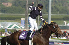 Adoration Pulls Shocker in Breeders' Cup Distaff
