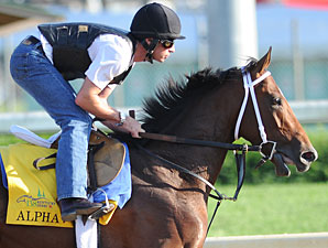 Alpha - Churchill Downs 5/2/2012