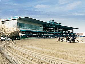 Aqueduct Cancels Jan. 30 Card