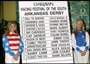 Twelve to Contest Arkansas Derby