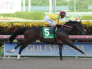 Atreides wins the Monarchos Stakes.