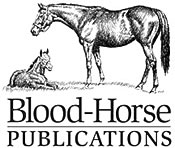 New Logo, Corporate Name for The Blood-Horse