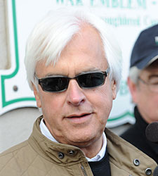 Baffert Happy To Be Healthy And Back At Derby