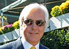 Baffert Beams After Third Straight Rebel Win