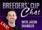 Breeders' Cup Chat Live Blog: Today Noon EDT