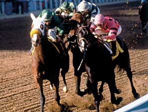 Day, Cordero and Pincay at Meadowlands