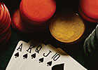 Calif. Poker Bills Would Leave Racing Out