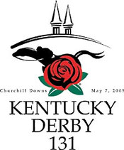 Churchill Unveils Logo for 2005 Kentucky Derby