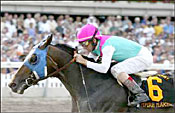 Empire Maker Solid Favorite In Derby Future Wager