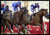 Essence of Dubai Wins UAE Derby by Half-Length