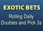 Exotic Bets Podcast: Daily Doubles &amp; Pick 3s
