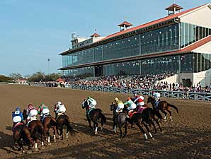 Boulet Named Racing Secretary at FG