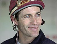Jockey Gary Stevens Returning From France