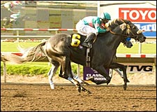 Giacomo's First Win Since Derby a Nail-Biter