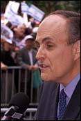 NYRA Employees Indicted; Giuliani Cancels News Conference