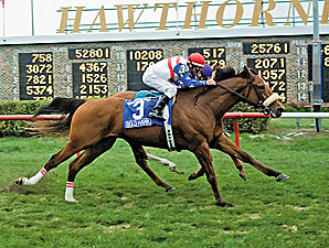 Hawthorne Ties Purse Money to Field Size