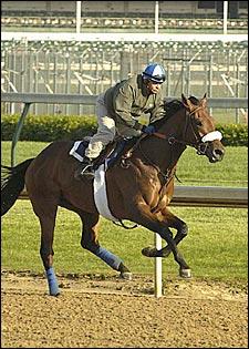 Frankel Reconsidering Jockey Mount