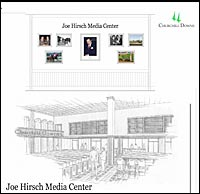 New Churchill Press Center to be Named for Joe Hirsch