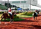 Purses, Handle, Field Size Up at Hoosier Park