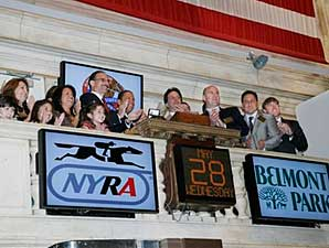 IEAH Partners Attend NYSE Opening