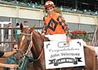 John Velazquez Reaches 4,000-Win Plateau