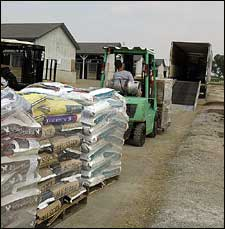 Relief Effort Continues at Kentucky Horse Park