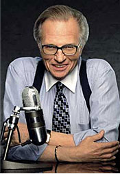 'Larry King Live' to Focus on Breeders' Cup