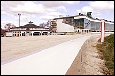 Jan. 22 New Date for Live Racing at Laurel Park