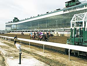 Laurel Meet OK'd--Minus Two Stakes