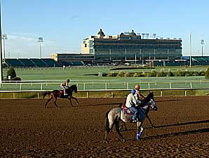 Lone Star Park Reports Mixed Numbers