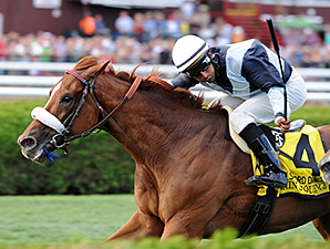 Main Sequence Stays Sharp in Sword Dancer