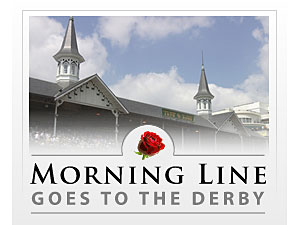 Morning Line Goes To The Derby:  Apr. 28
