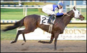 Sprinters Highlight Fair Grounds Opener