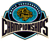 Breeders' Cup Re-Branded as 'World Thoroughbred Championships'