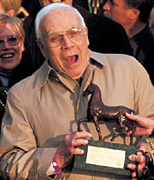Hall of Fame Trainer P.G. Johnson Dies