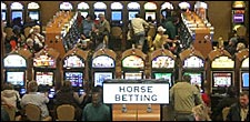 Remington Park Casino Opens to Large Crowd
