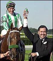 The Thoroughbred Corp.'s Ahmed Salman Dead at 43